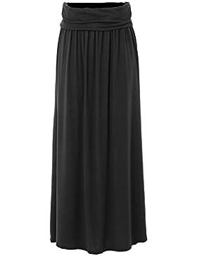 Fashion 4 Less - Falda - Maxi - para mujer