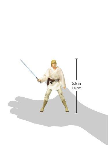 Hasbro Figura de Luke Skywalker de La Guerra de Las Galaxias: una Nueva Esperanza - The Black Series, 15,24 cm 3