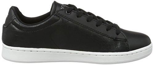 Lacoste Carnaby Evo G316 2, Sneakers basses mixte enfant Noir (02H)