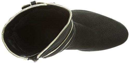 Andrea Conti 1128539002, Bottes femme Noir - Noir