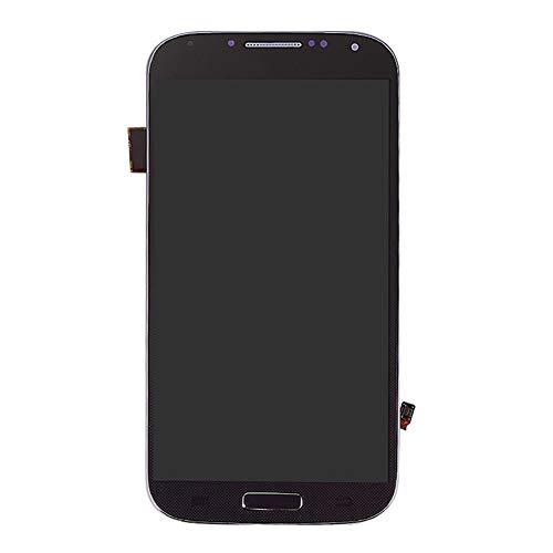 Display-Bildschirm-Digitizer für Samsung Galaxy S4 i337 i9500 i9505 Schwarz