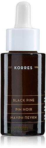 korres-black-pine-anti-wrinkle-and-firming-face-serum-bottle-and-dropper-30ml