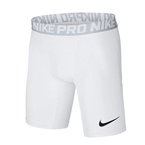 Nike Pro Cool Kompression Short für Herren, Größe:L;Farbe:weiss