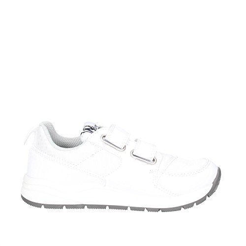 05 Sneakers 9142 Naturino 0012010287 Weiß Boy Fq5FU
