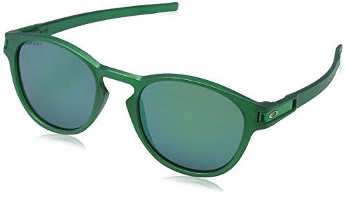Oakley Herren LATCH 926523 53 Sonnenbrille, Grün (Gamma Green/Prizmjade),
