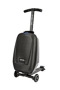 Micro Mobility ML0005 Micro Luggage II - Patinete, Color Negro