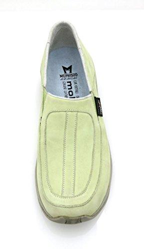 Mobils Mephisto Pantofola Outdoor Scarpe fitness per donne TABATA Scarpe di cuoio Menta