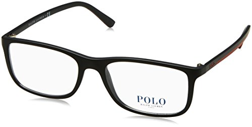 Polo Ralph Lauren - PH 2162, Géométriques, propionate, homme, BLACK(5284), 54/17/145