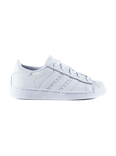 adidas Originals Superstar, Sneakers Basses Mixte Enfant