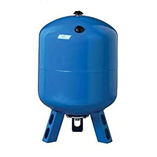 150 Litre Aquasystem Replaceable Membrane Potable Water Expansion Vessel with 1