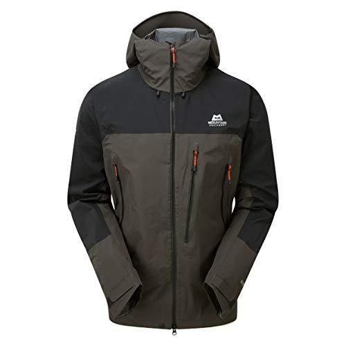 Mountain Equipment Lhotse Jacket, XL, Graphite/Black (Jacke Mountain Equipment Goretex)