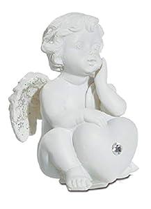 KATERINA PRESTIGE BROHF1489C - Bolsa de Regalo, diseño de ángel con corazón