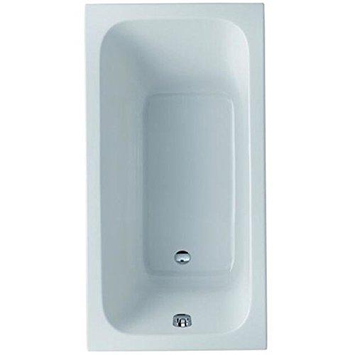 Keramag Badewanne Renova Nr. 1, 65736 160x80cm weiß(alpin) 657360000