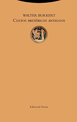 Cultos mistéricos antiguos (Estructuras y Procesos. Religión)