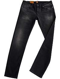 W31 L34 Neu Alabama1 Dark Denim Jeans Hugo Boss  BLACK Label 31//34