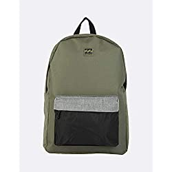 Billabong - Mochila All Day Pack Niños color: Khaki Vintage talla: Talla única