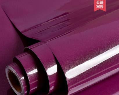 XY399 degrees Verdicken Sie wasserdichte Normallack-PVC-Tapete-Selbstklebende Tapete-Möbel-Erneuerungs-Aufkleber-Garderobenschrank-Tür-in Tapeten von der Hauptverbesserung KEIN 8 60 cm x 3m
