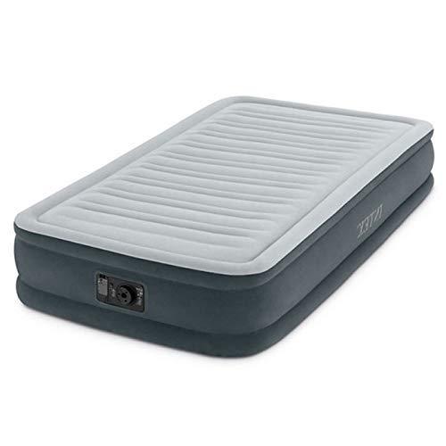 Intex - Colchón hinchable Dura-Beam Plus ComfortPlush - 99 x 191 x 33 cm 67766, pvc