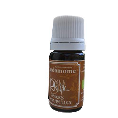 Ressources Naturelles - Huile essentielle Cardamome bio 5ml