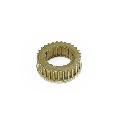 Zahnrad/Ritzel auf Kurbelwelle für Keilr. Ölpumpe Piaggio 50ccm