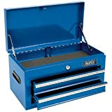 Draper 03243 TC2B TOOL CHEST 2DRAWER 460X240X255
