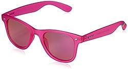 Polaroid Polarized Wayfarer Unisex Sunglasses - (PLD 6009/N M IMS 50AI 48 Grey Color)