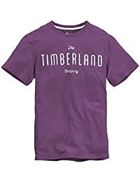 TEE SHIRT 6636J VIO - Tee shirt Homme Timberland