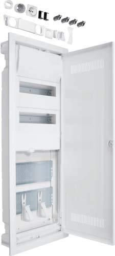 Hager UP-Klein-VT Volta.Hybrid VU602WWH 24PLE,2 Montagepl. Installationskleinverteiler 3250611004776