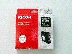 Preisvergleich Produktbild Ricoh 405536 GC-21KH gelpatrone hohe Kapazität 3.000 Seiten, schwarz
