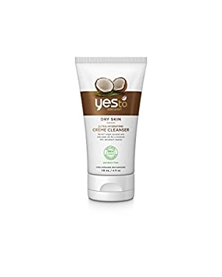 Yes To Coconut Ultra Hydrating Cream Cleanser (118 ml) from Yes To