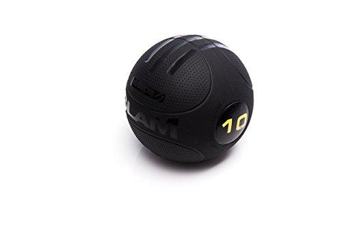 Escape Slam ball Balle lestée 10kg Noir M