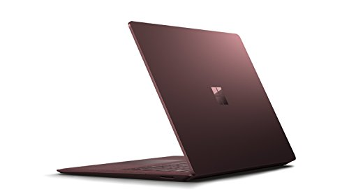 Microsoft 13.5-inch Touchscreen Surface Laptop (Burgundy) - (Intel Core i5-7200U, 8GB RAM, 256GB SSD, Intel HD 620 Graphics, Windows 10 S)