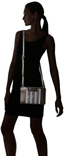 Lollipops Yasmin 22262, Borsa a spalla donna Nero (Black (nero))