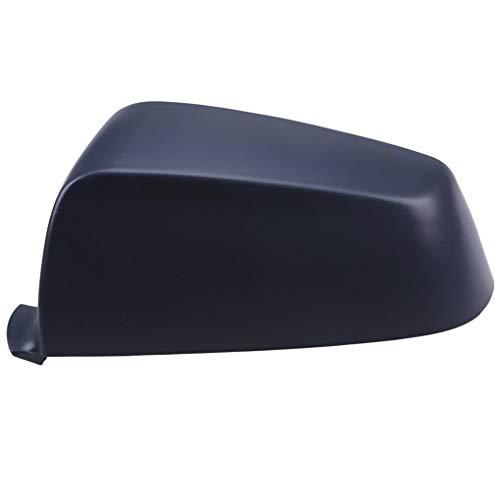 fgyhtyjuu Miroir Porte de Remplacement pour Une Couche d'apprêt BMW E60 08-09 côté Passager Gauche Rétroviseur Embout 51167187431