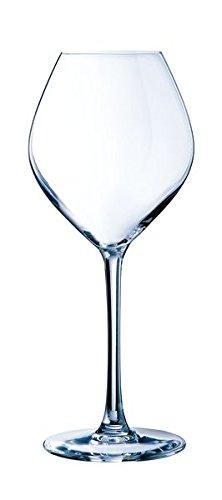 6 verres à vin blanc 47 cl - Grands Cépages - Chef & Sommelier