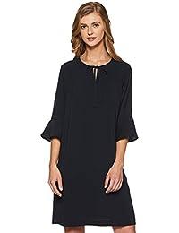Van Heusen Woman Synthetic A-Line Dress