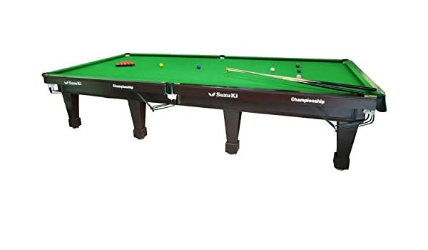 How To Set Up Pool Balls Quora >> Buy Suzuki Snooker Table Online At Low Prices In India