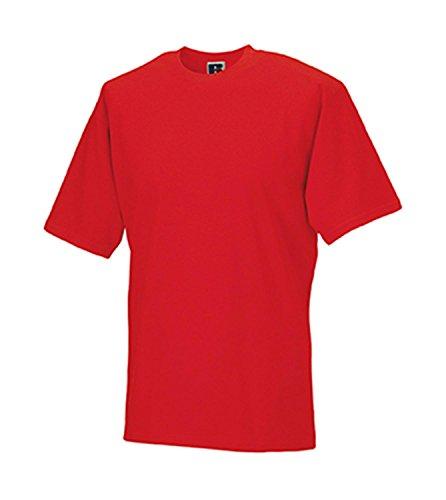 Klassisches T-Shirt Bright Red