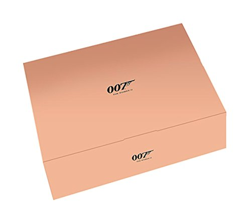James Bond 007 Woman II Eau de Parfum Spray 30 ml + Body Lotion 50 ml, 80 ml
