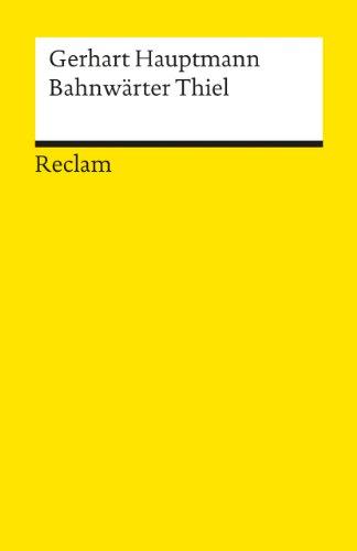 Reclam, Philipp, jun. GmbH, Verlag Bahnwärter Thiel