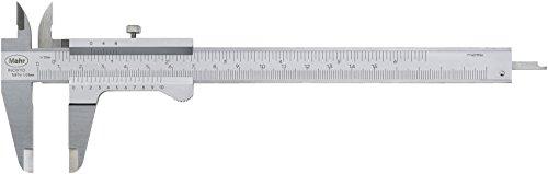 Mahr – Taschen Messschieber, Feststellschraube, Etui und Gewindetabelle - 2