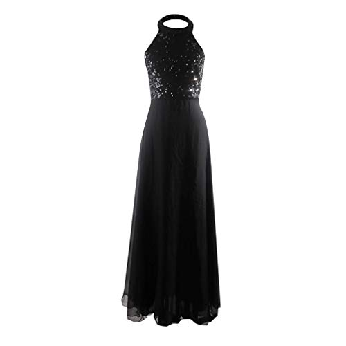 best deals on e4e05 44422 DoraMe Vestiti Donna Elegante Abiti Lunghi da Donna Sexy con ...