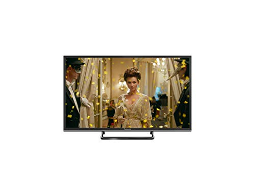 Panasonic TX-32FSW504 32 Zoll Smart TV (80 cm, TV LED Backlight, HD, Quattro Tuner, HDR, schwarz) (Panasonic Tv Lcd 32)