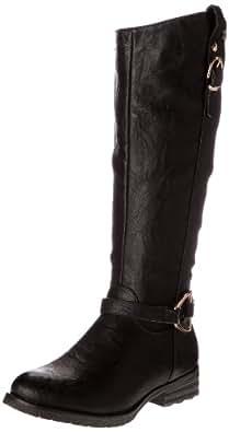 Xti 26389, Boots femme - Noir (Negro), 36 EU (3 UK) (5.5 US)