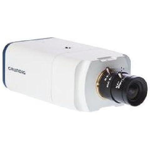 Gci-h2505b Grundig, fotocamera 1,3Megapixel HD Box IP ICR WDR lichtempfindlich