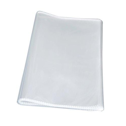 OUNONA 120Zellophan Transparente Kunststoff Tasche Brot Beutel für die Aufbewahrung Bakery Cookies Lebensmittel 25x 12cm (Brot-taschen Aus Kunststoff)