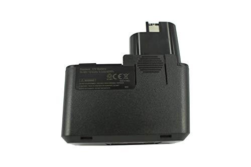 PowerSmart® 3300mAh 12V NiMH Akku für Bosch ABS 12 M-2, ABS M 12V, GSB 12 VSE-2, GSB 12 VSP-3, PSR 120, PSR 12VES-2, 2 607 335 108, 2 607 335 143, 2 607 335 376, 2 607 335 378, BH1214L