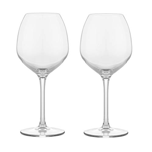 Rosendahl Design Group Premium Weißweinglas 2er Set, transparent 54cl H 21,9cm Ø 9,75cm