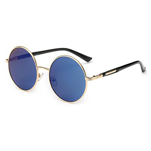 Botetrade-Sommer-Art-Vintage-Sonnenbrillen-Runde-Frau-Brillen